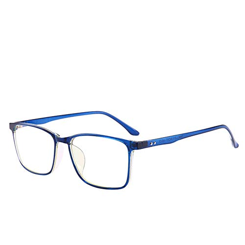 Blue Light Blocks Your Computer Glasses. Durable Matte Frame Spring Hinges for a Stylish Look.