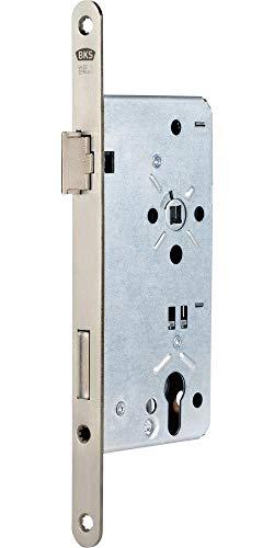 Gu bks Haustürschloss BKS 0024 | Anschlag: DIN rechts | Ausführung: Stulp käntig | Dornmaß (mm): 65 | Lochung: PZ | Stulpbreite (mm): 20