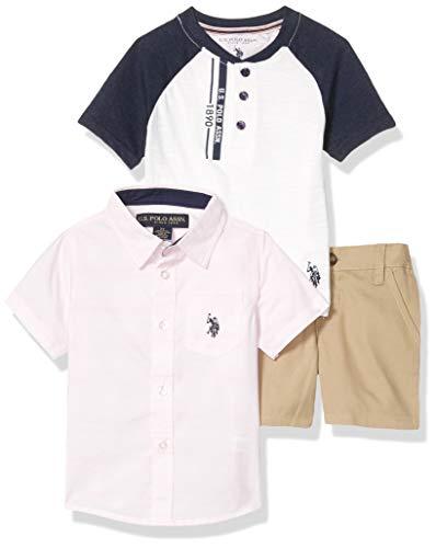 Boys Shorts Set Polo Assn U.S