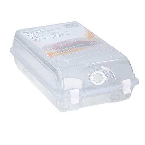 Megaprom Scarpe da donna scatola Scarpa vibrazione Scarpa cartone scatola di plastica Dose