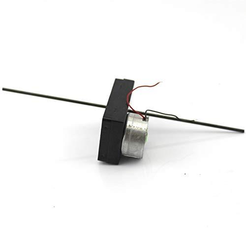 Pangocho Jinchao-Motor de Corriente Continua 1pc 3048-300 DC Motor de Engranajes, Motor de Engranajes solares de 30 mm-150 mm, DIY Material Manual Ciencia, Fácil de Instalar (Speed(RPM) : 30mm)