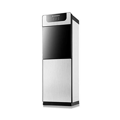 Relaxbx Heißwasserspender Wasserkühler Bürowasserbereiter Hause Energiesparende Wasserkocher (Größe: 29 * 28 * 88 cm) (Farbe: Silber)