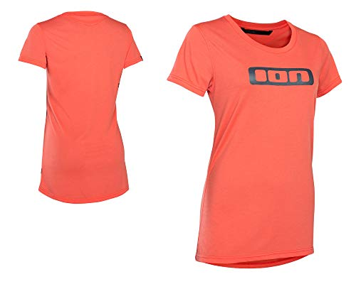 Ion Girls T-Shirt Logo Orange Gr. S