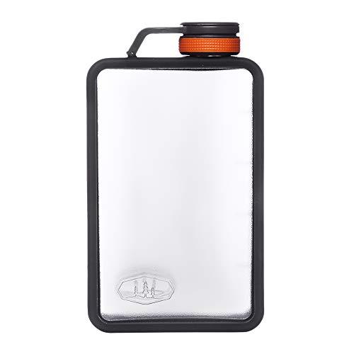 GSI Outdoors, Boulder Flask, Graphite, 10 fl. oz.