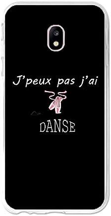 coque samsung j5 2015 danse