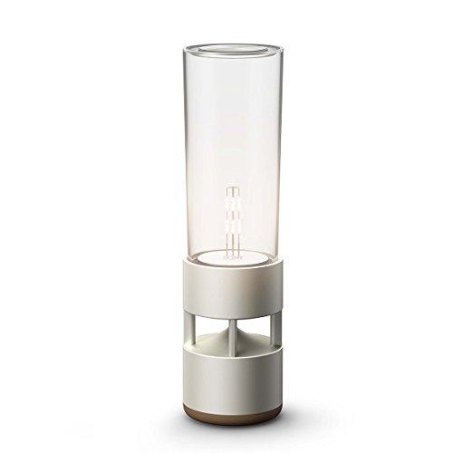ソニー グラスサウンドスピーカー Bluetooth対応 LEDライト付き LSPX-S1