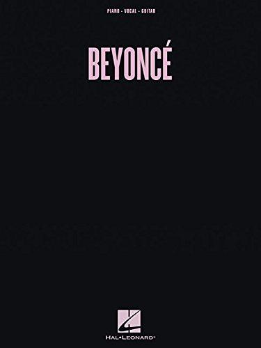 Beyoncé: Piano / Vocal / Guitar
