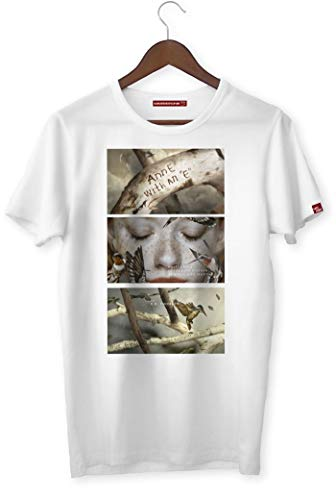 CAMISETA ANNE WITH AN E - ABERTURA BABYLOOK