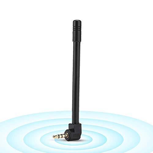 Yoidesu Antenna FM, Antenna Radio FM Universale per Altoparlanti/telefoni cellulari con Funzione Radio FM, Antenna Esterna da 3,5 mm Jack, Antenna