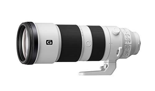 Sony FE 200-600 mm f/5.6-6.3 G OSS - Full-Frame, Zoom, Superteleobjetivo G (SEL200600G)