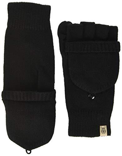 Roeckl Damen Essentials Kapuzenhandschuhe Handschuhe, Black, ONE SIZE