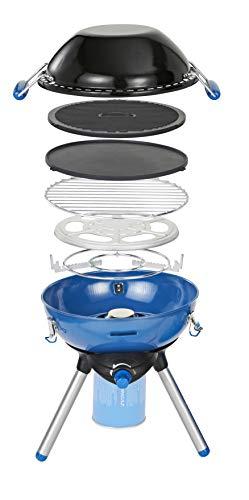 Campingaz Party 400 Tragbarer Campingkocher und Grill in einem, blau-Schwarz, One Size