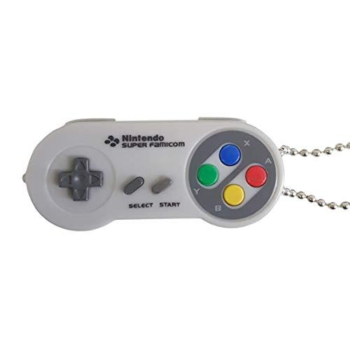 Nintendo Controller Licht Teil 1 Gacha Super Nintendo Entertainment System-Controller (gelbe LED) getrennt