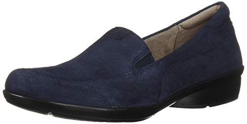 Price comparison product image Naturalizer Women's Channing Loafer,  Navy Suede,  7.5 N US