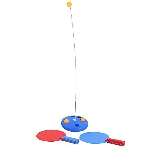 Labuduo Entrenador de Tenis, Juego de práctica de Tenis con Robot de Tenis, para Adultos y niños(777-532)