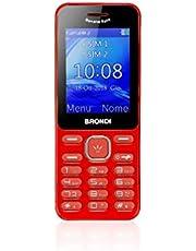 Brondi Banana Split Telefono Cellulare Rosso