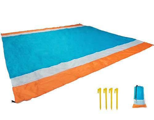 TotalPluz Recreation Sand Free Beac…
