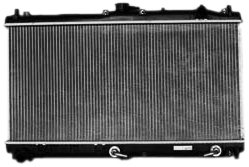 TYC 2268 Compatible with MAZDA Miata 1-Row Plastic Aluminum Replacement Radiator