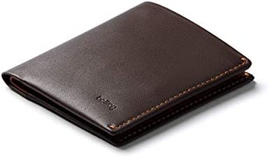 Bellroy Note Sleeve Wallet Slim Leather Bifold Design RFID Blocking Holds 4 11 Cards Coin Pouch product image