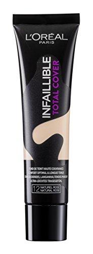 L'Oréal Paris Infaillible Total Cover in Nr. 12 Natural Rose