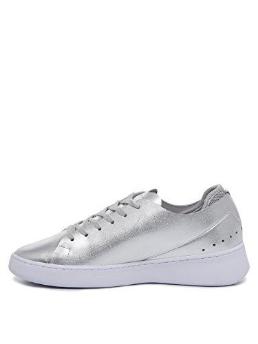 Lacoste Damen Sneaker Sneaker Low EYYLA 317 734CAW0011166 Silber 328423