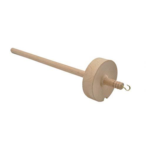 Blue Vesse The Wool Barn Hand Spindel Anfänger Drop Spindel Top Geschnitzte Hand Spinning Holz Werkzeug