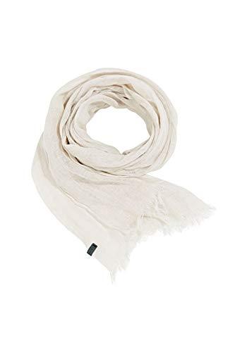 ESPRIT Accessoires Herren 040EA2Q301 Mode-Schal, 290/LIGHT BEIGE, Einheitsgröße