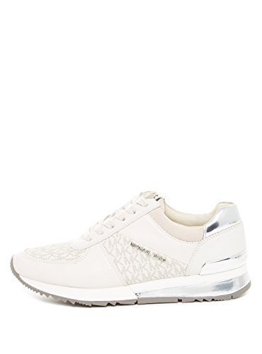 Michael Kors Allie Wrap Trainer Sneaker EU 40/US 9 Beige