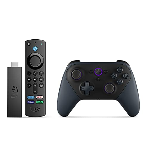 Fire TV Gaming Bundle with Fire TV Stick 4K Max and Luna Controller