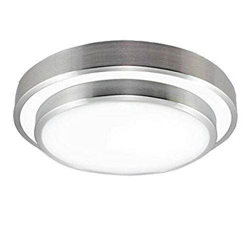Style home LED Deckenlampe Küchenlampe Deckenleuchte Wandlampe auch für Diele Keller X014 Warmweiss verschiedene Leistungen (22w)