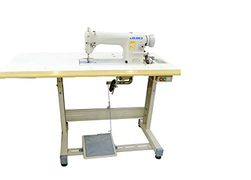 Juki Industrial Lockstitch DDL8700H for Heavy Materials w/Ergonomic Chair Servo Motor, Table, LED Lamp.Assembly Required. DIY