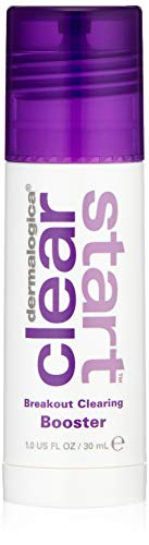Dermalogica Breakout Clearing Booster (1 Fl Oz) Acne Spot Treatment with Salicylic Acid - Clears Breakouts & Locks in Moisture To Soothe Irritation