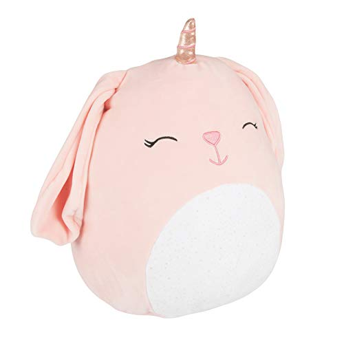 """Squishmallows Bunnycorn 12"""" Plush Stuffed Animal - Pink Bunny Unicorn Squishy Soft Plush Toy - Great Easter Gift for Kids - Age 2+"""