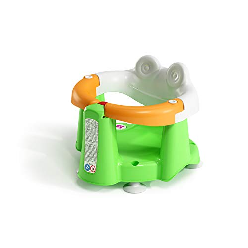 seggiolino vasca da bagno bambino Okbaby Crab anello per bagnetto bambini apribile