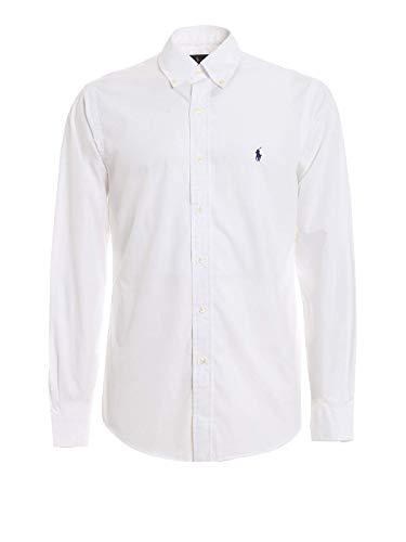 Polo Ralph Lauren Camicia in Popeline Slim-Fit Uomo MOD. 710705269 L