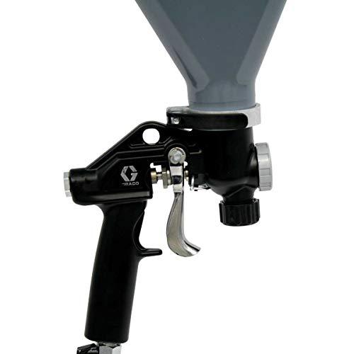 Graco Texture Hopper, pistola de doble mango 245924