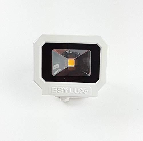 ESYLUX ESYLUX LED-Strahler ADF OFL SUN LED 10W3K ws 3000K m.MontBügel ws OFL SUN Strahler/Scheinwerfer/Flutlicht 4015120810008