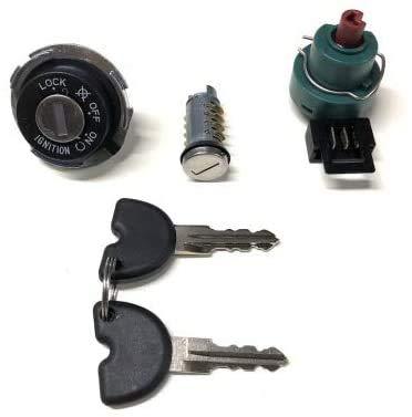Kit serratura di accensione serratura per ET2 ET4 VESPA LX LXV 50 125 Fly Zip Nrg