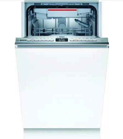 Bosch Electrodomésticos SPV4EMX21E Serie | 4 Lavavajillas totalmente oculto, 45 cm