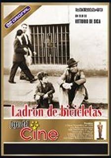 ENZO STAJOLA:LADRON DE BICICLETAS (Movie:Italian) by Vittorio De Sica