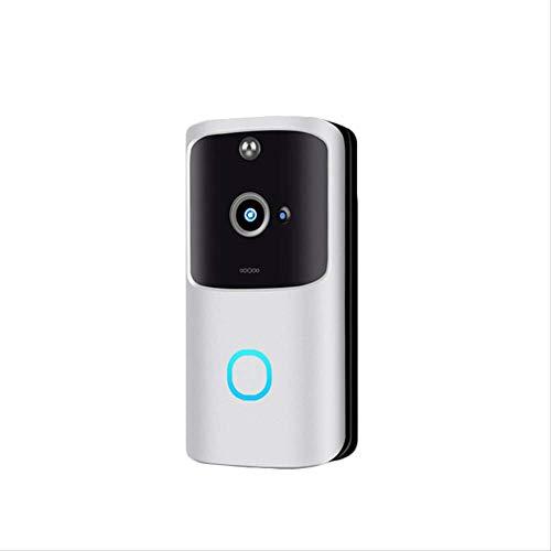 Smart Campanello Wireless Videocitofono Senza Fili Per Videocitofono Intelligente Con Campanello Bidirezionale Per Videocitofono Senza Fili Wifi 2.4g Wifi Per Telefono Cellulare