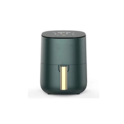 SHUUY Freidora de Aire, eléctrico Aire Caliente de freidoras Caliente Horno eléctrico Oilless Cocina con Pantalla LCD Digital y Antiadherente Olla