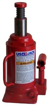 US JACK D-51125 12 Ton Bottle Jack