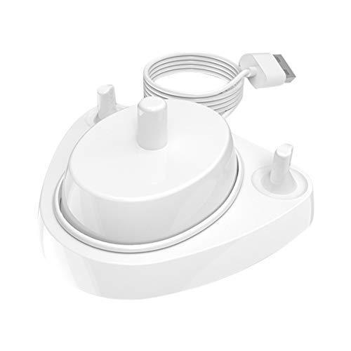 Fanuse für Oral B ZahnbüRste Ersatz Ladeger?T Netzteil Induktiver Lade Halter Modell 3757 USB Kabel Wei?