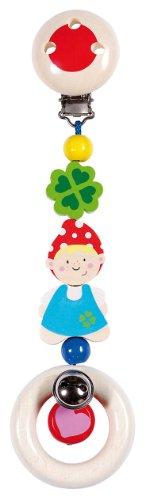 Heimess Holz Clip auf (Herr Gnome)