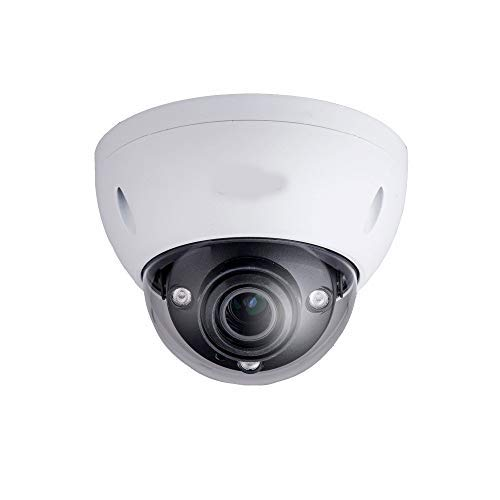 New 8MP WDR IR Dome Camera H.265 Day Night 2.7mm-12mm Motorized Lens IR 50m Support POE and 128g Sto...