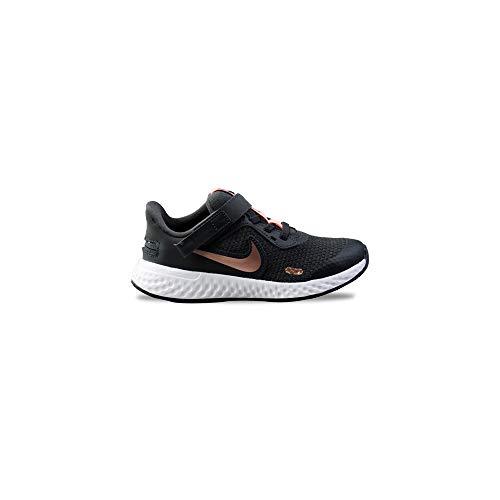 Nike Revolution 5 Flyease (PS) Zapatilla Niño - sintético Talla: 28