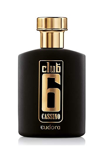 Perfume Club 6 Cassino Deo Colônia Masculina 95ml Da Eudora
