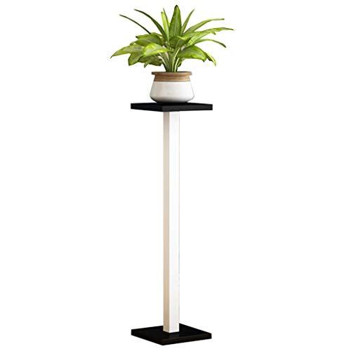 LWJJHJ Bloemenstandaard staan bloem kruk plaats bijzettafel hoog potstandaard - houten bloemenstandaard. Houten Flat Top In Floristen sokkel, meerdere kleuren verkrijgbaar (Kleur: B, grootte: 20 * 20 * 60cm)