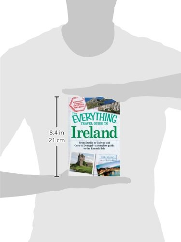 The Everything Travel Guide to Ireland: From Dublin to Galway and Cork... - 31wEh6xc97L